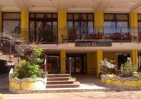 Hotel abel cesenatico